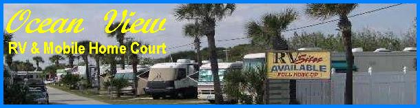 Ocean View RV Mobile Home Court
